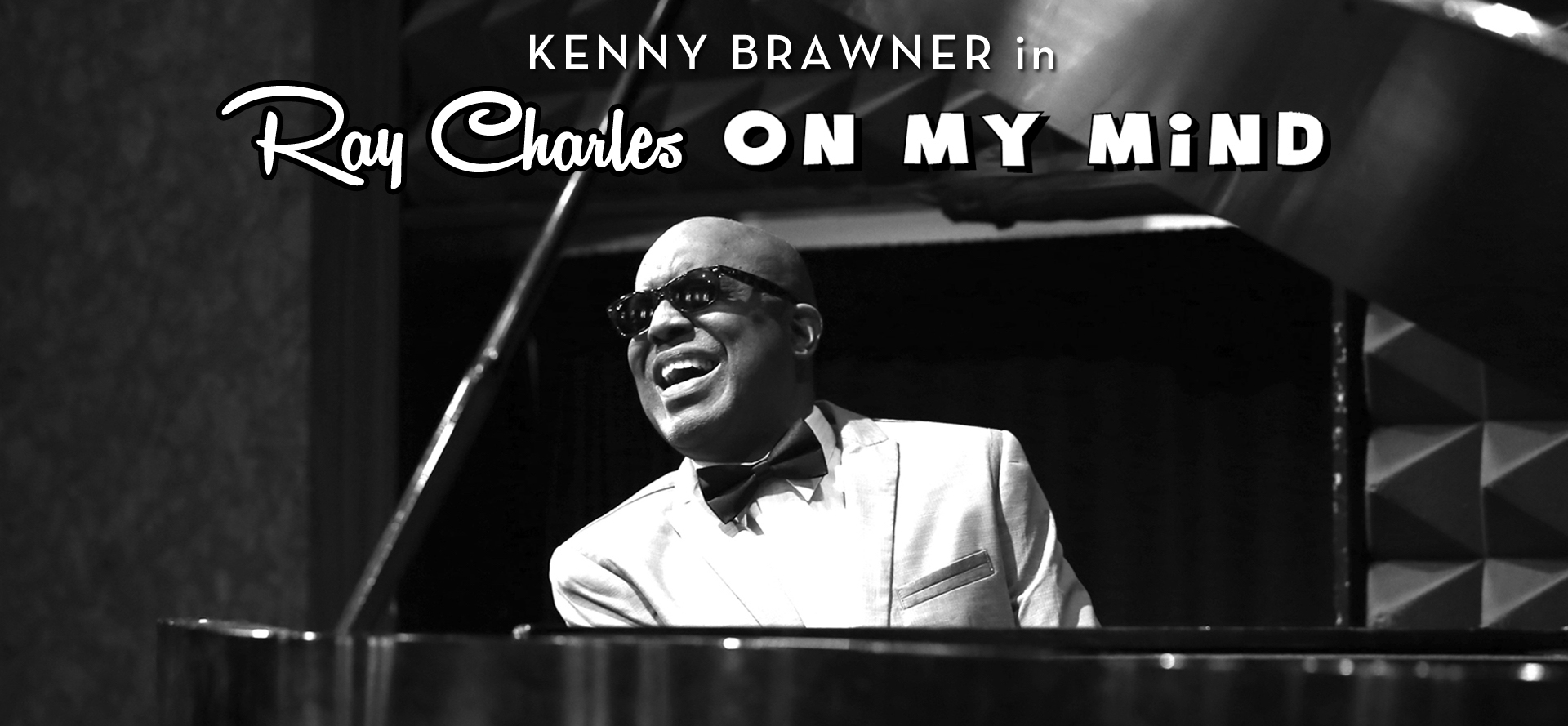 Kenny Brawner: Ray Charles On My Mind