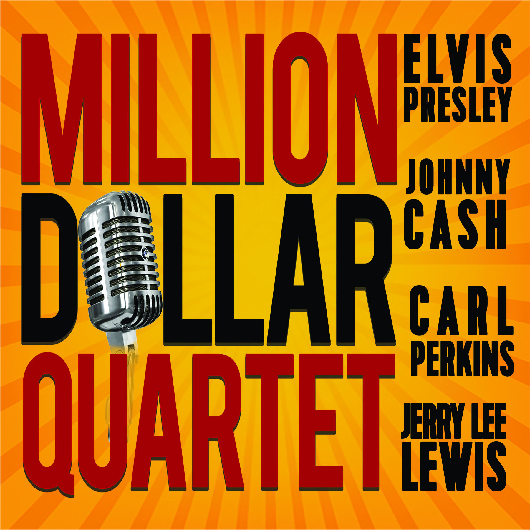 Million Dollar Quartet at the Springer Opera House