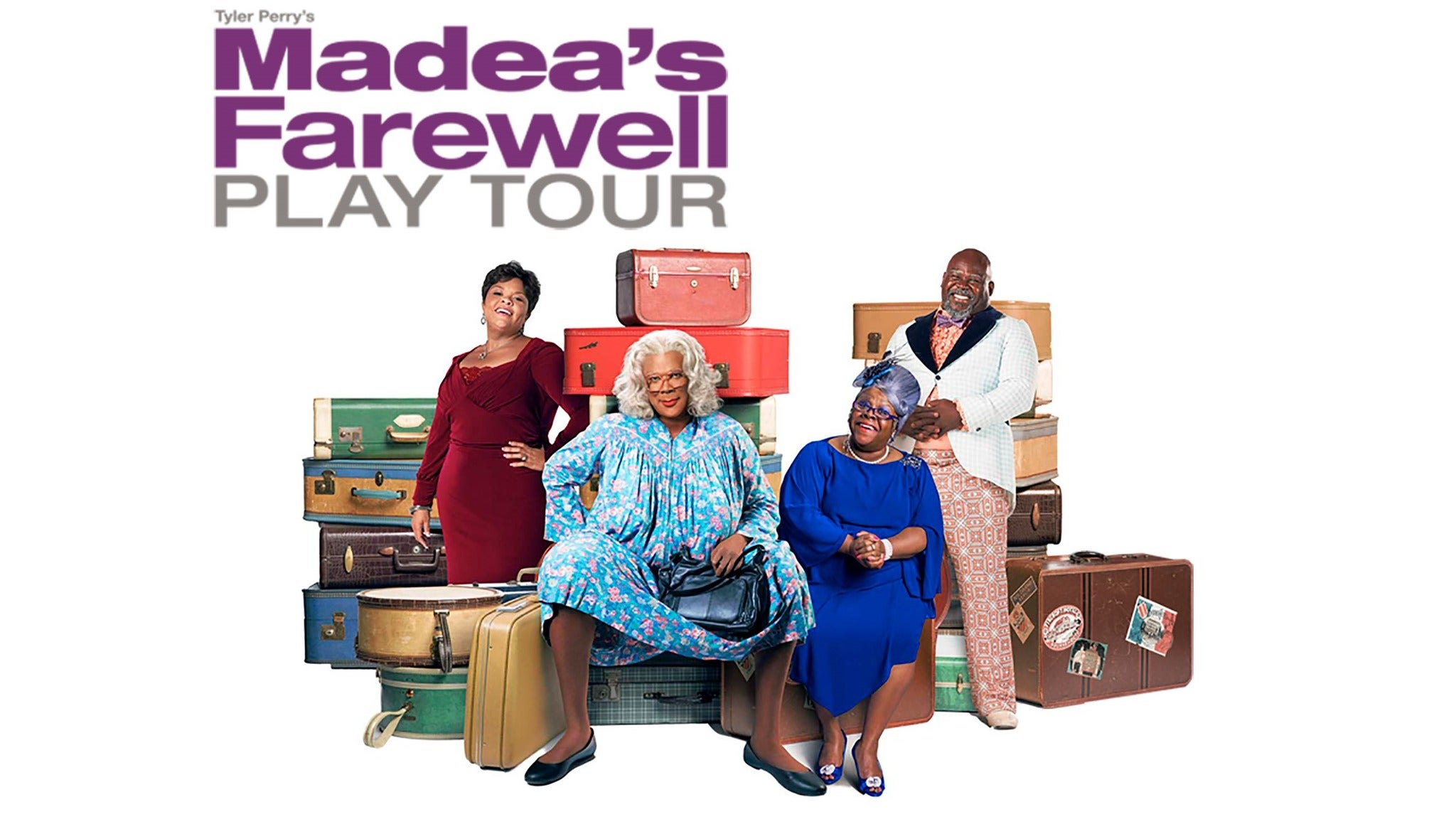 Tyler Perry's Madea Farewell Tour Live at Columbus Civic Center