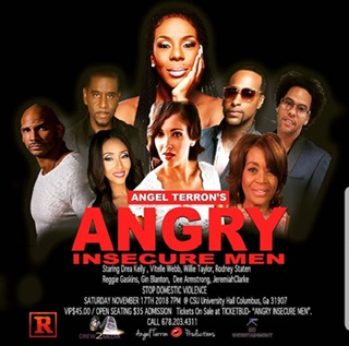 A.I.M. Angry Insecure Men