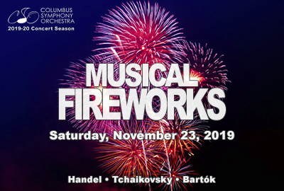 Musical Fireworks with Columbus Symphony Orchestra