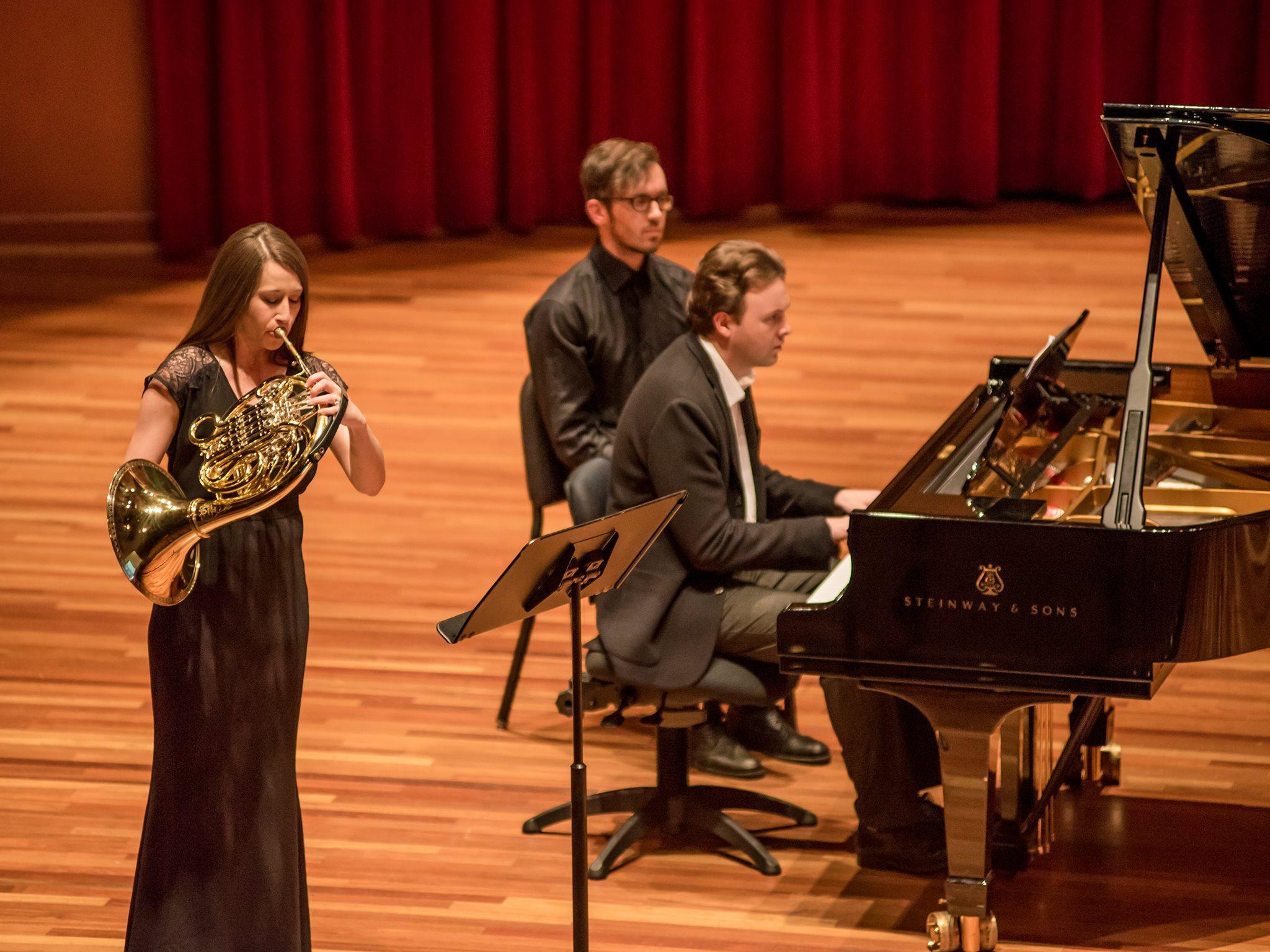 Faculty Recital: Dr. Natalie Brooke Higgins, horn