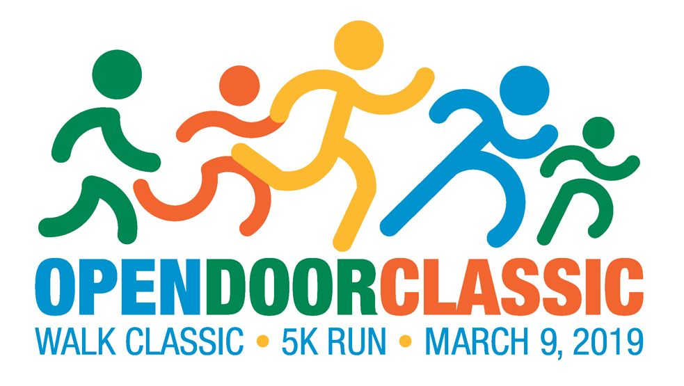 Open Door Classic Walk and 5K Run