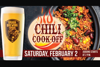 Chili Cook-off at Omaha Brewery