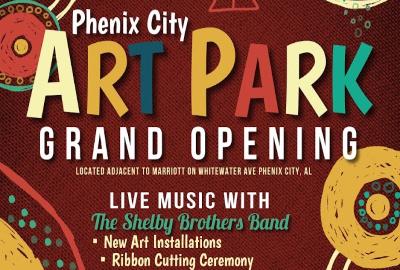 Art Park Grand Opening