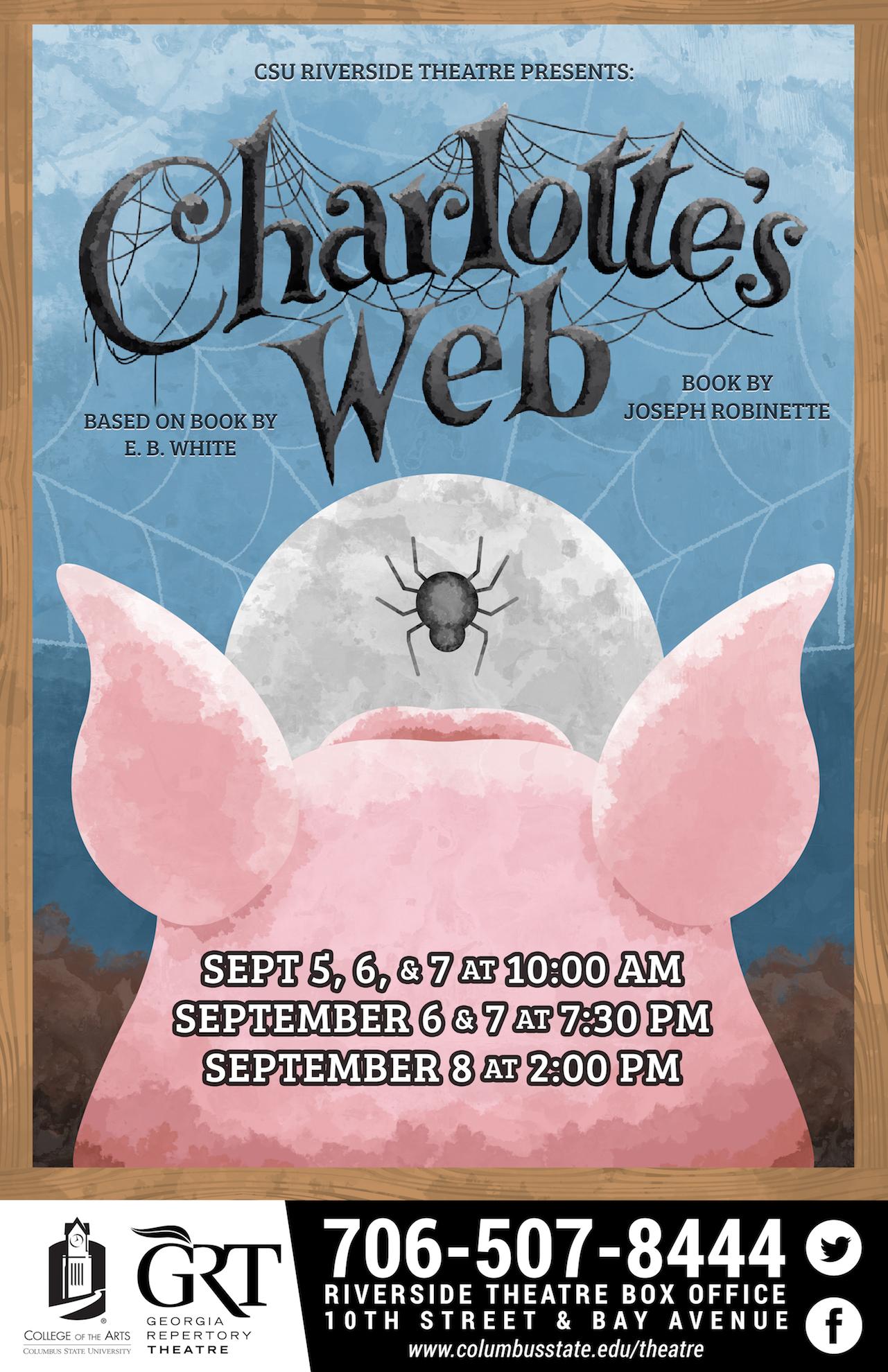 CSU Theatre: Charlotte's Web