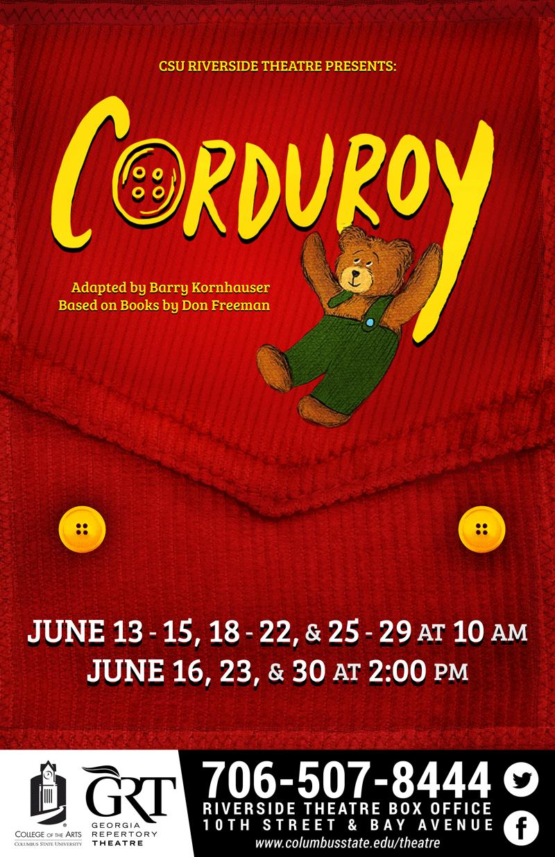 CSU Theatre: Corduroy*