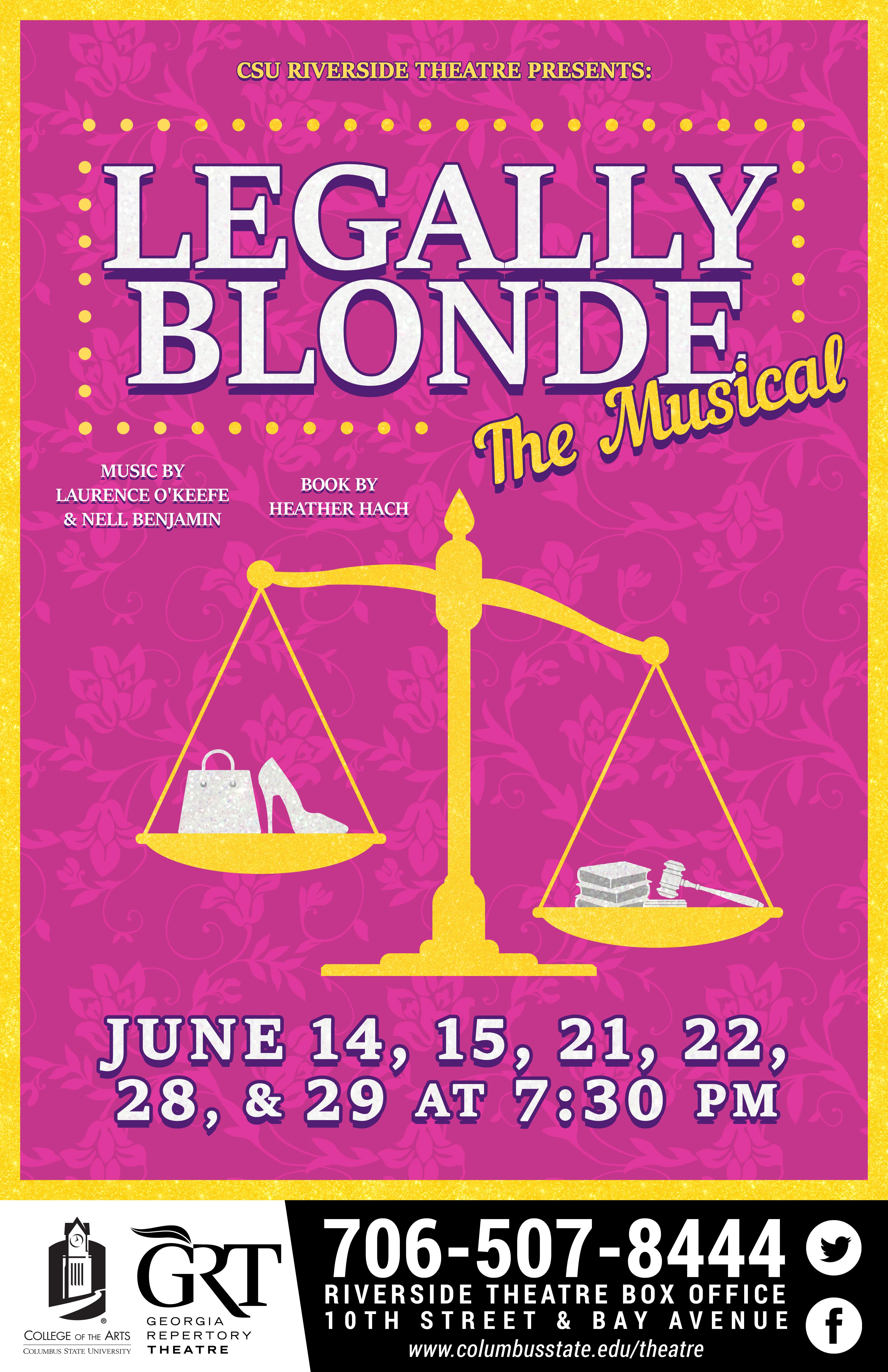CSU Theatre: Legally Blonde