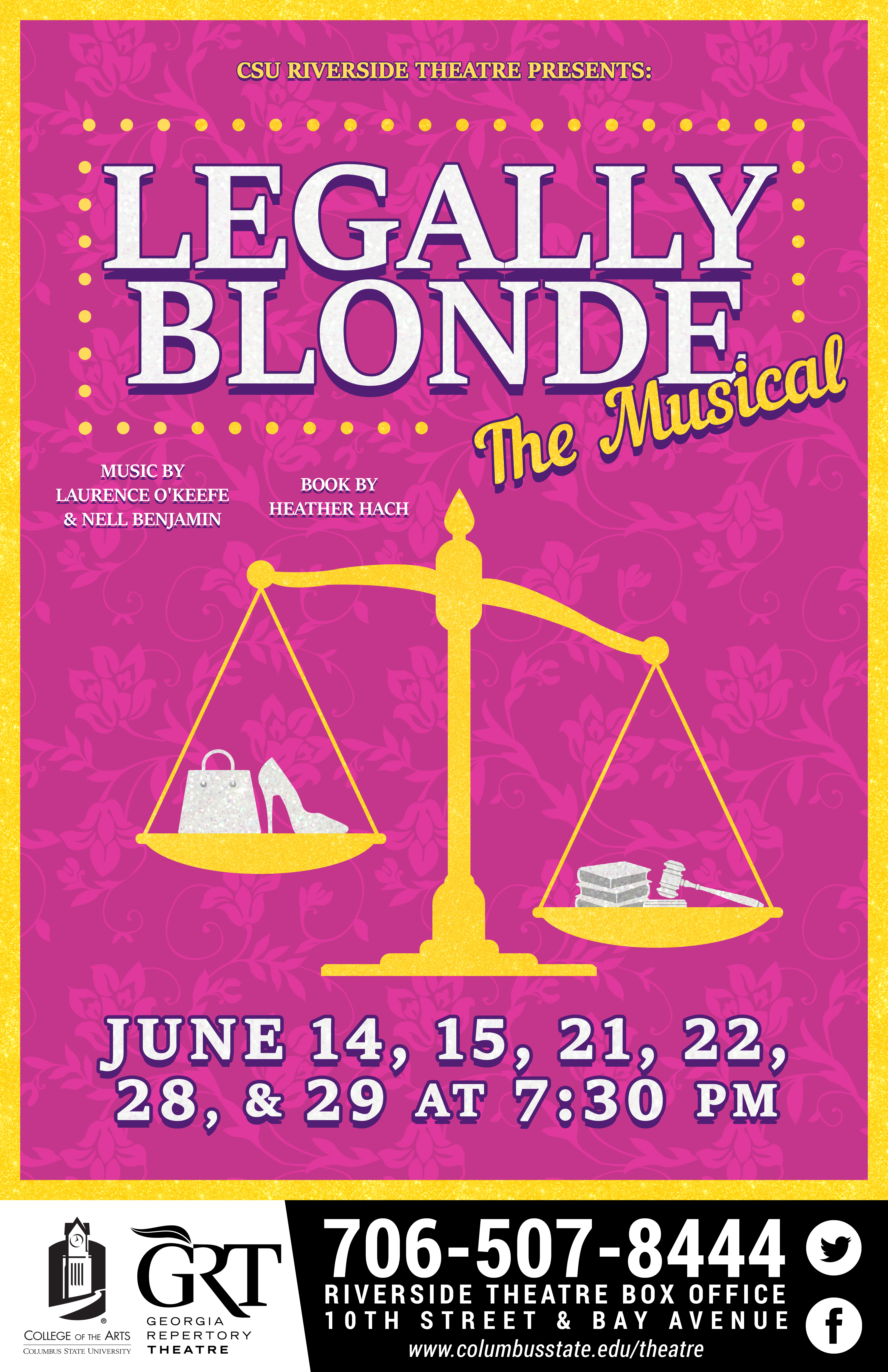 CSU Theatre: Legally Blonde