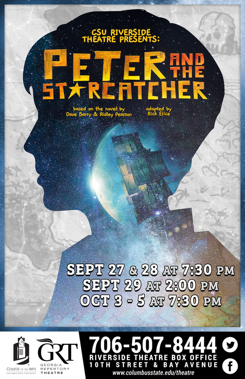 CSU Theatre: Peter and the Starcatcher