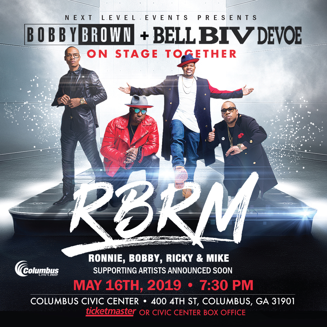 RBRM at Columbus Civic Center
