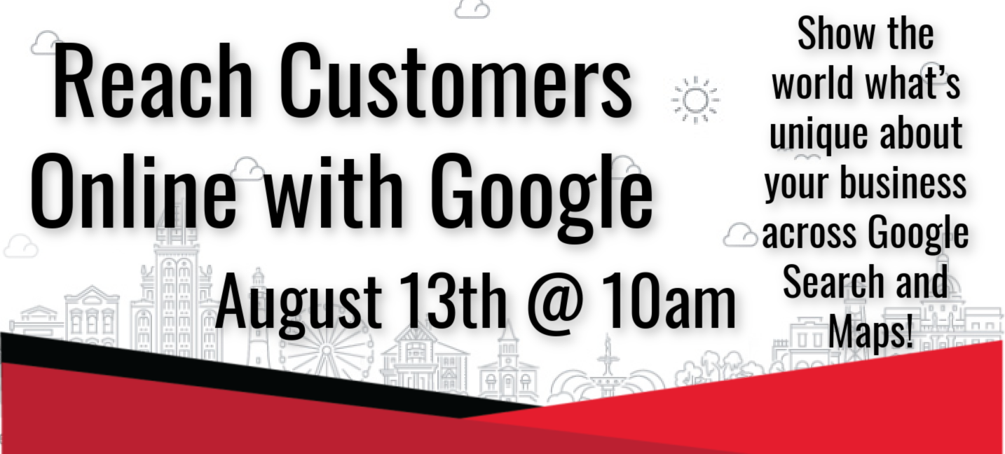 Reach Customers Online with Google Webinar