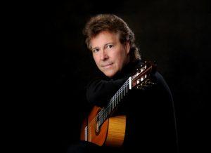 CSU Guest Artist: Stephen Robinson, guitar
