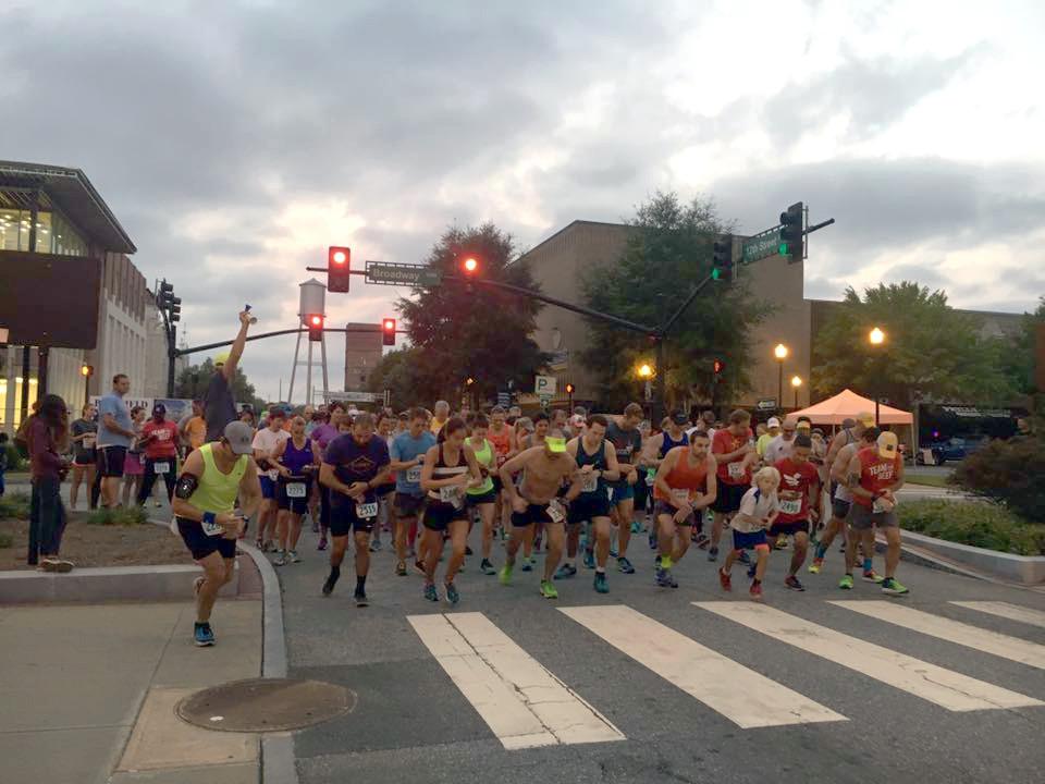 5K Run 4 Recovery and Uptown Promenade