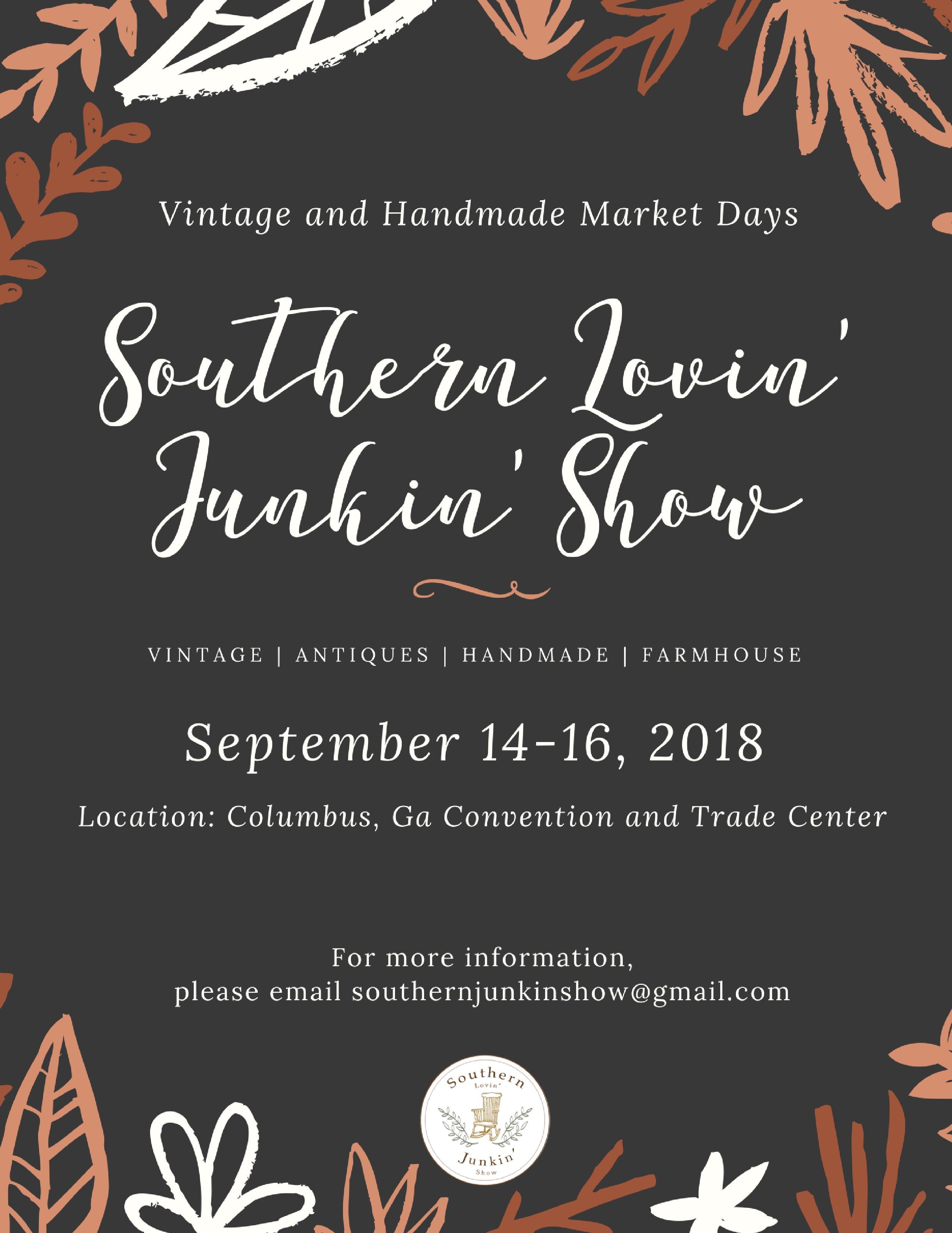 Southern Lovin' Junkin' Show