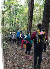 Iron Braid 12-Mile Hike