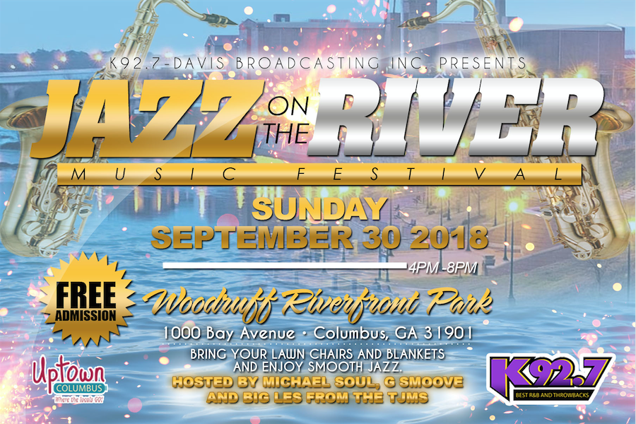 Jazz On The River 2018