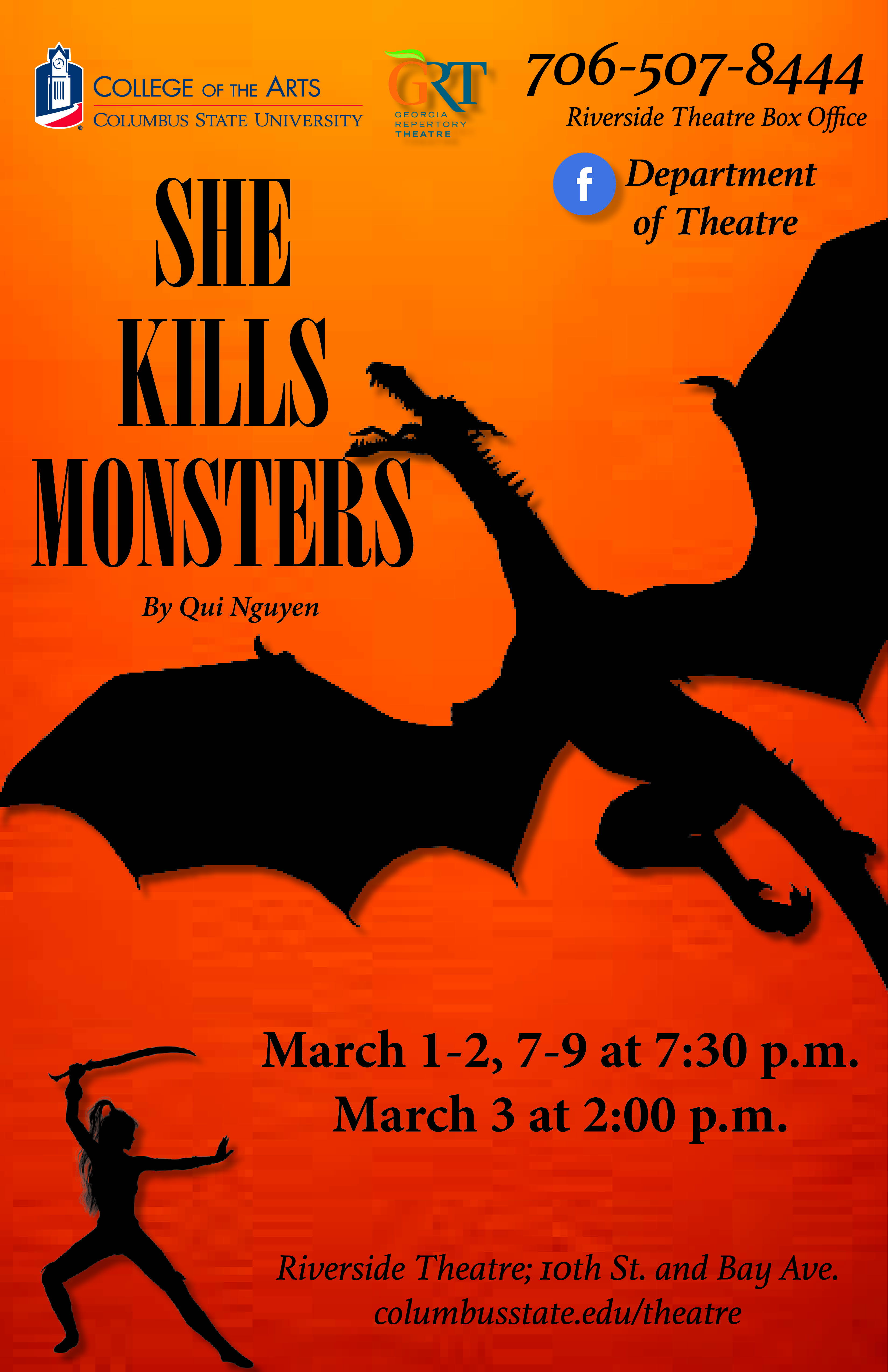 CSU Theatre: She Kills Monsters