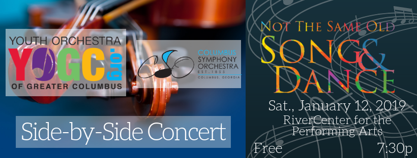 YOGC Side-By-Side Concert feat. Columbus Symphony Orchestra