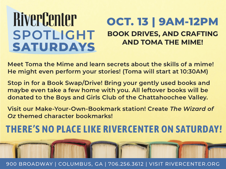Spotlight Saturdays at RiverCenter
