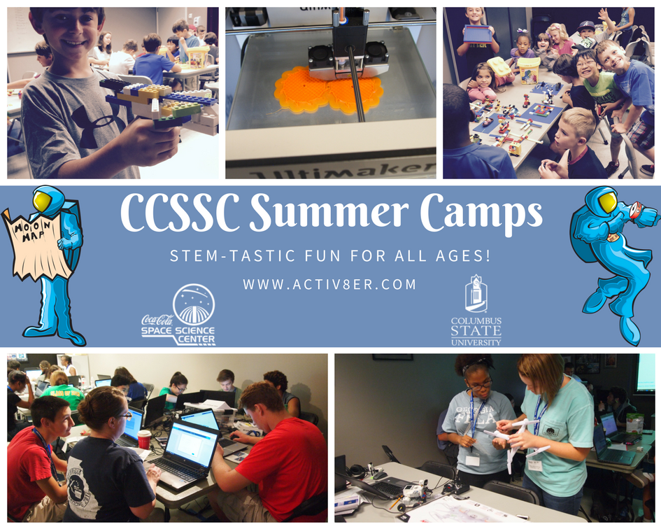 CCSSC's Brick by Brick Engineering Summer Camp