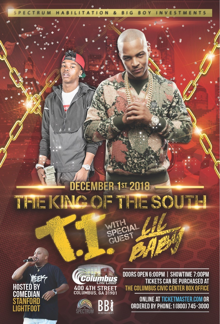 TI with Special Guest Lil Baby