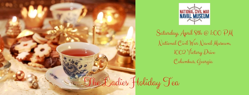 The Ladies Holiday Tea