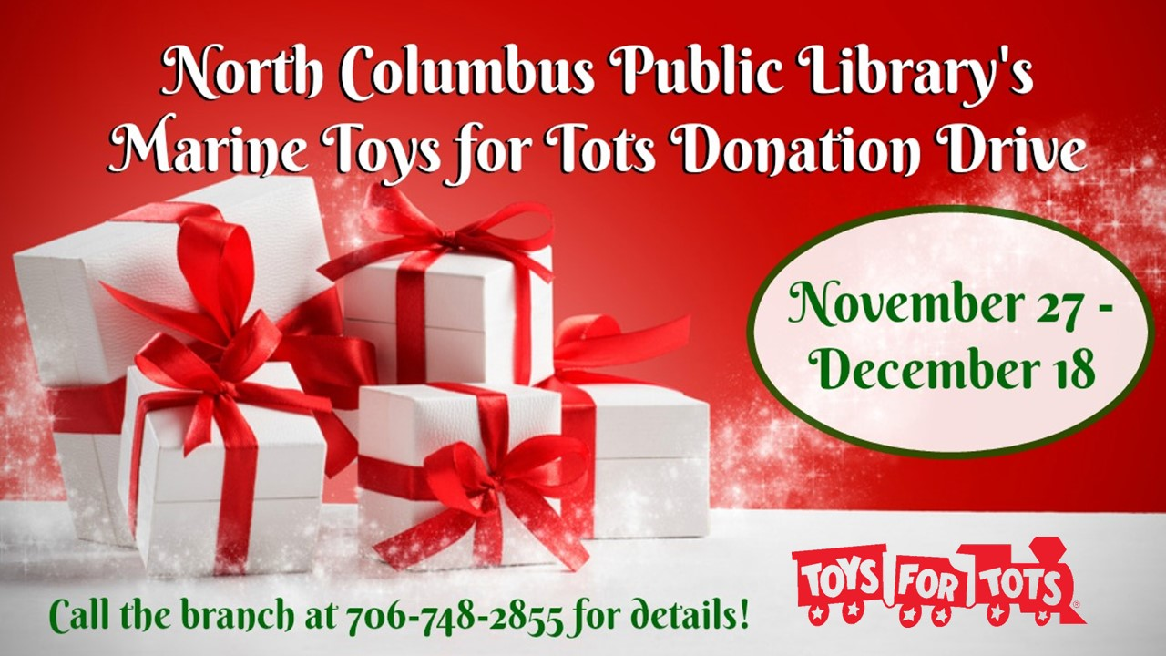Marine Toys for Tots Drive