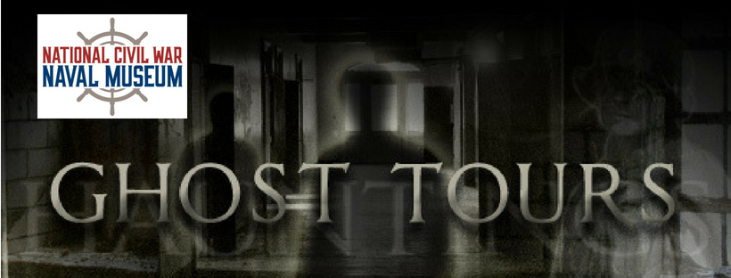 Ghost Tour at Port Columbus, Friday, Sept 21!