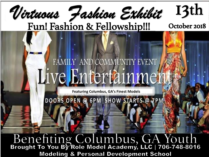 Virtuous Fashion Exhibit 2018