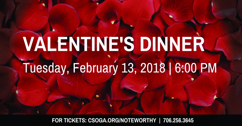 CSO Valentine's Dinner