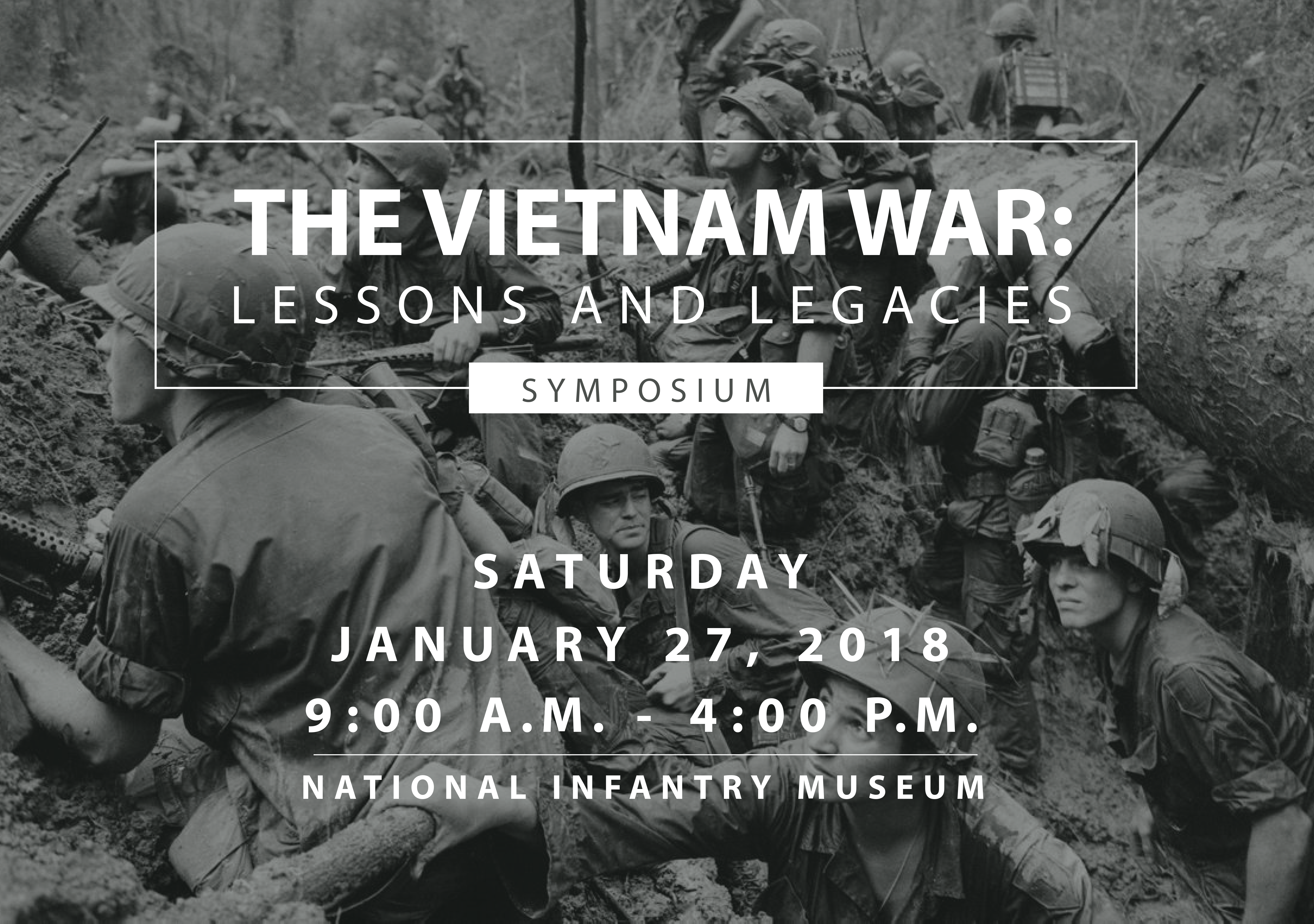 The Vietnam War: Lessons and Legacies Symposium