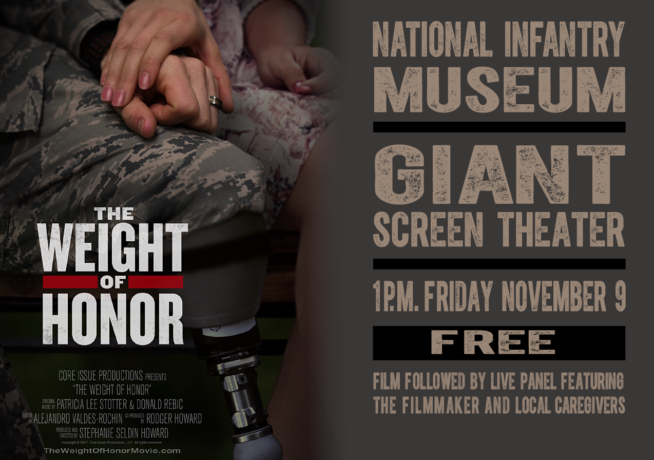 The Weight of Honor Free Screening & Live Panel