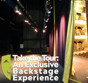 Take the Tour: An Exclusive Backstage Experience