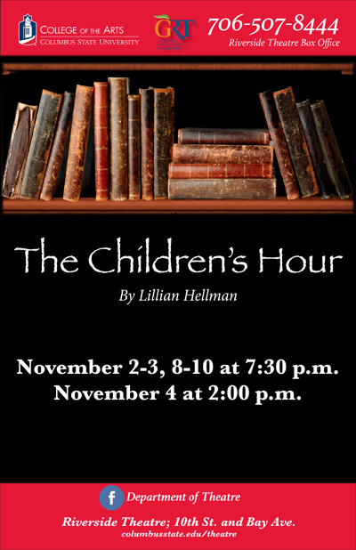 CSU Theatre: The Children's Hour