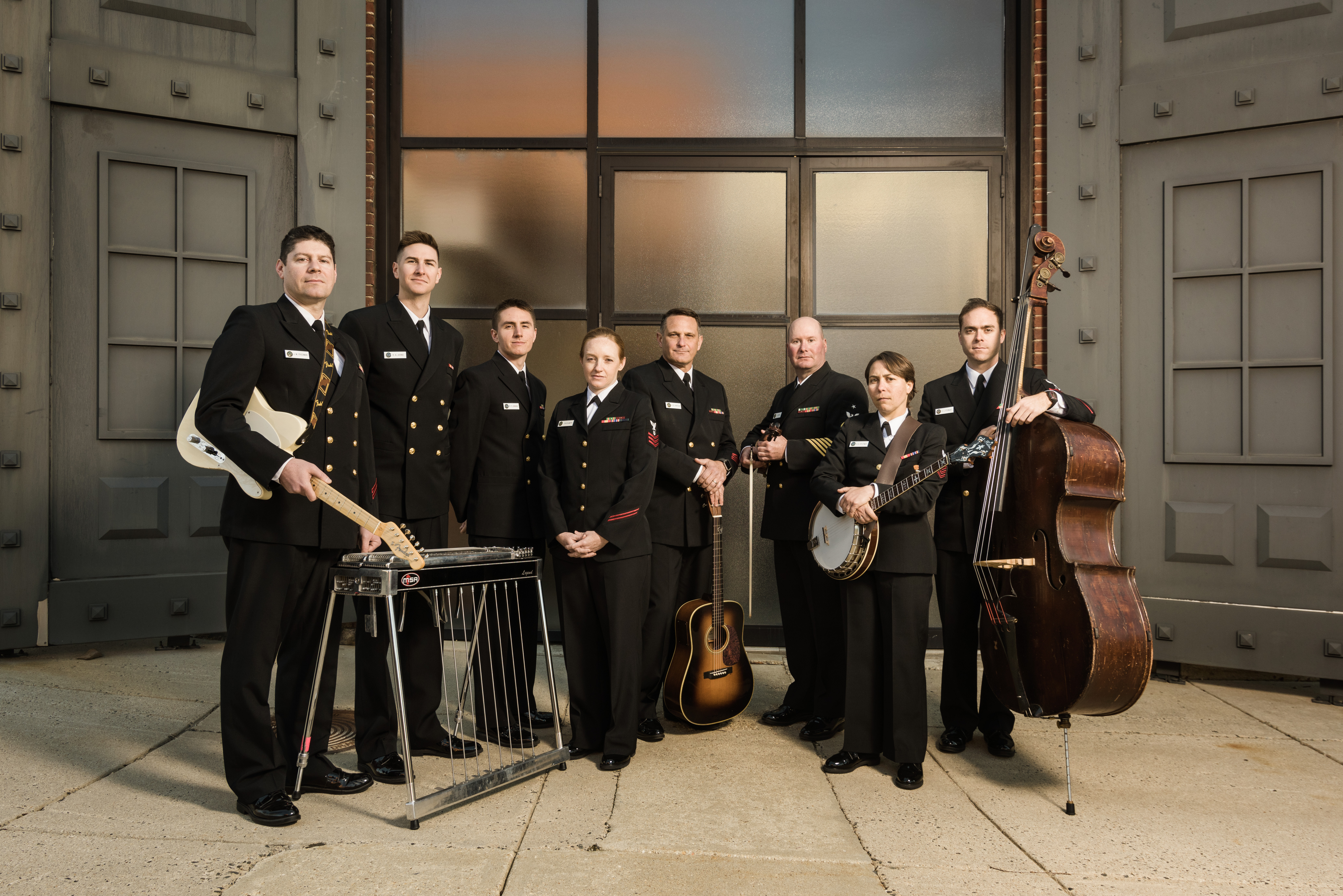 FREE CONCERT: The U.S. Navy Band Country Current