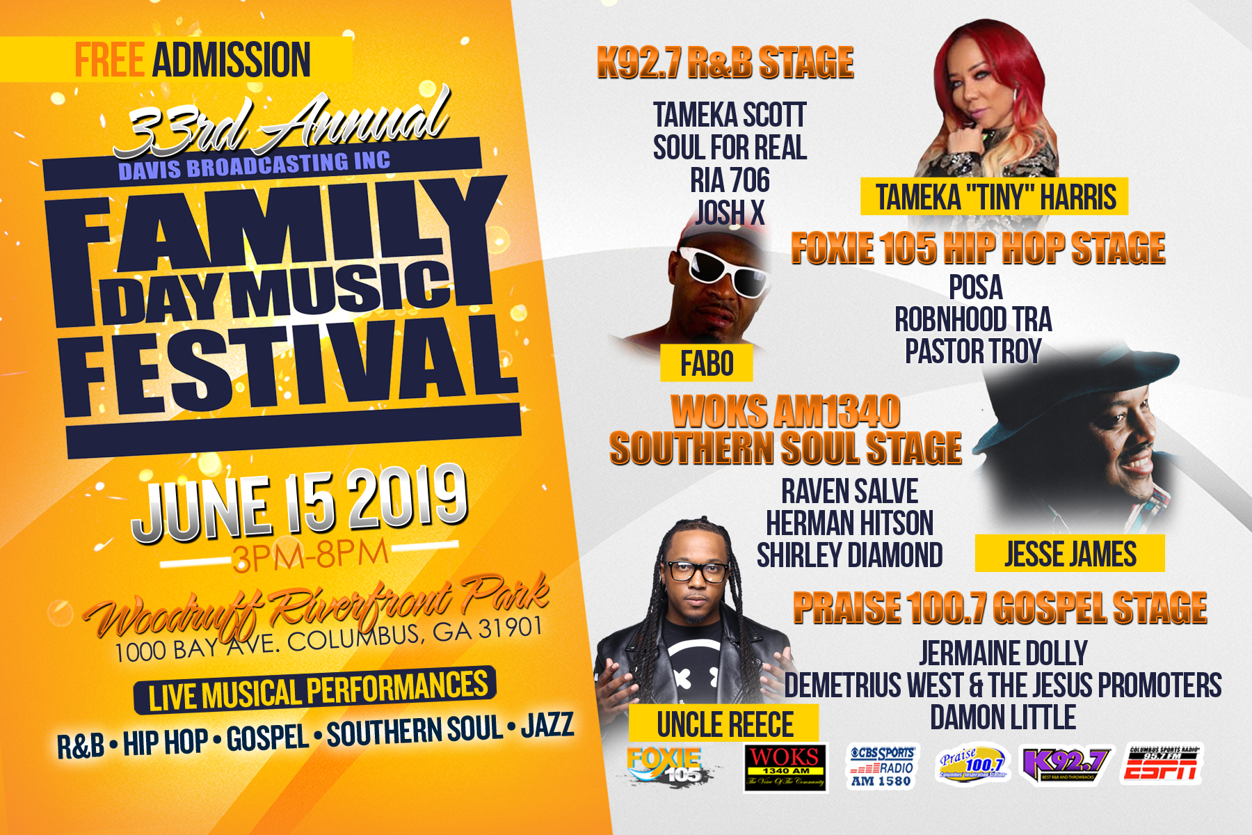 FAMILY DAY MUSIC FESTIVAL