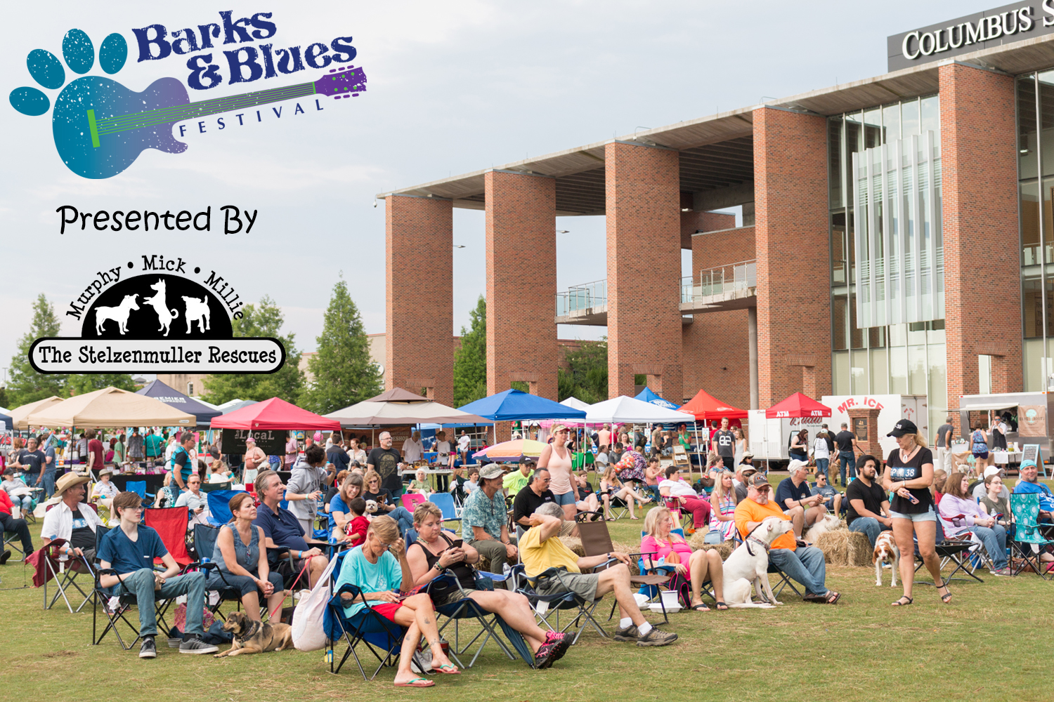 Barks and Blues Festival