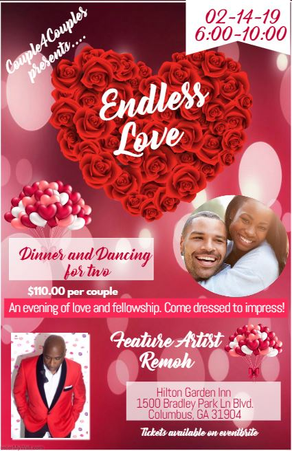 """Endless Love"" Dinner and Dancing"