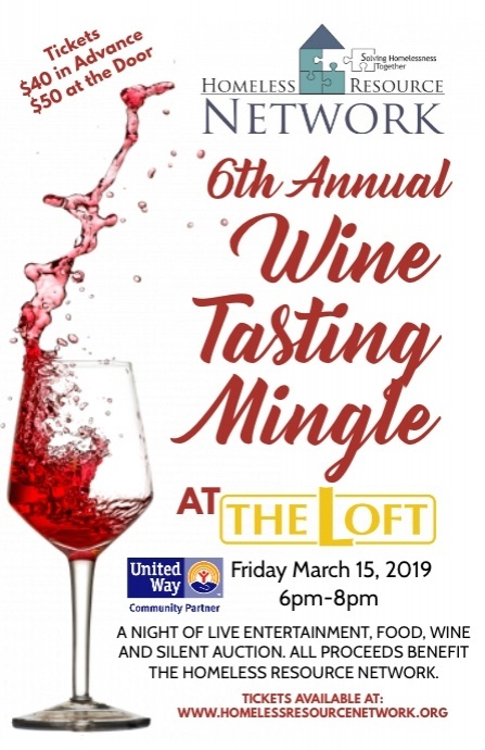 6th Annual Wine Tasting Mingle