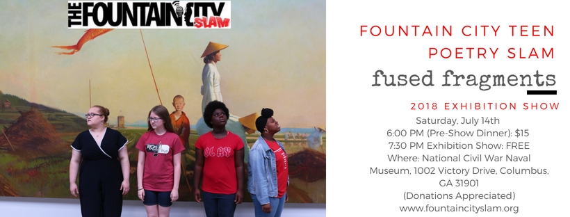 Fused Fragments: Fountain City Teen Poetry Show