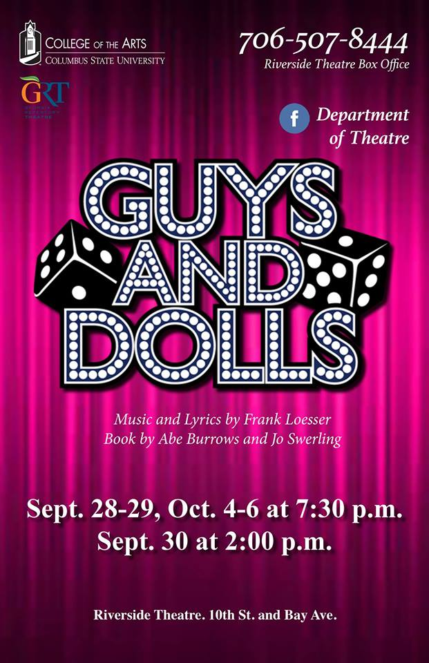 CSU Theatre: Guys and Dolls Musical