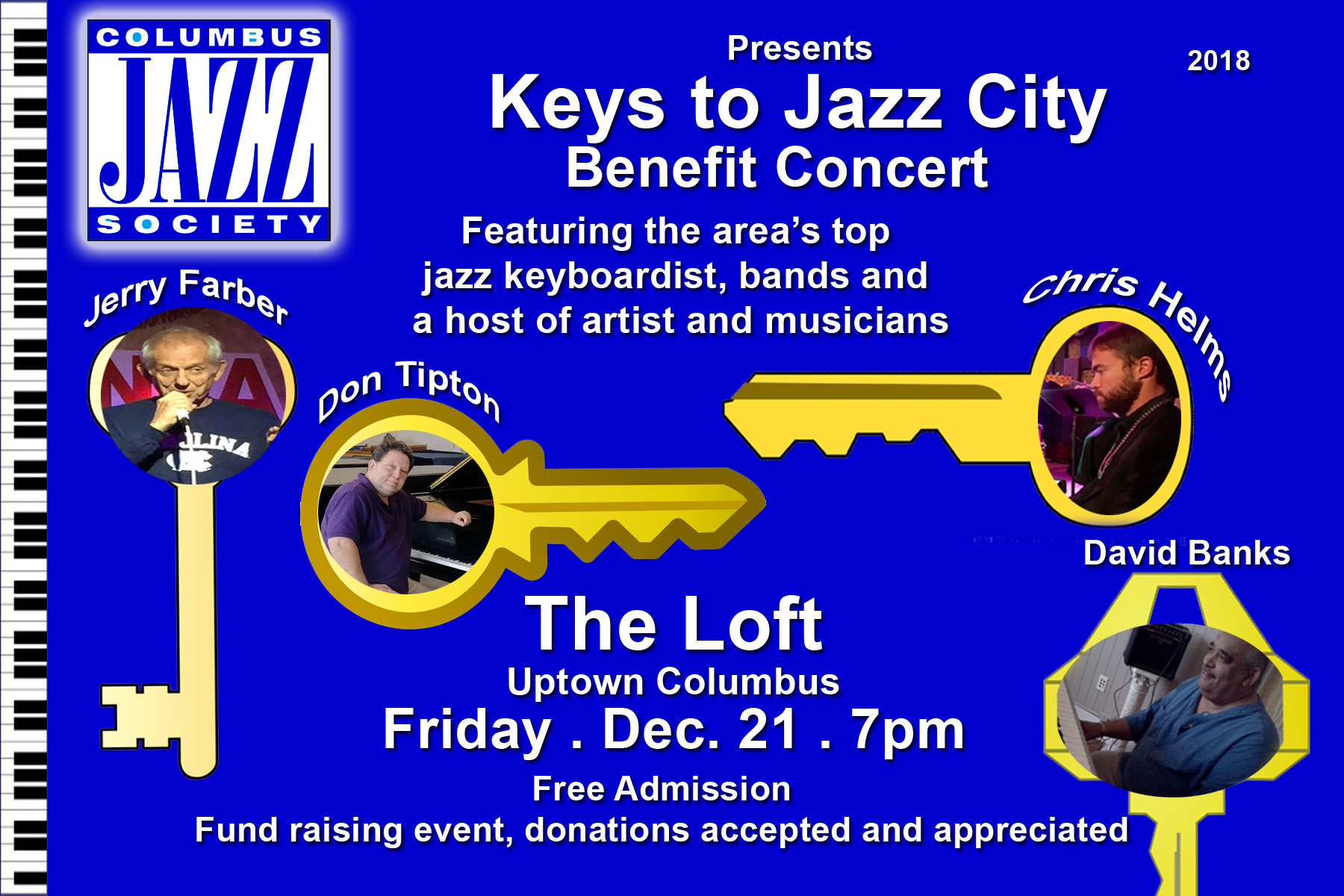 Keys to Jazz City
