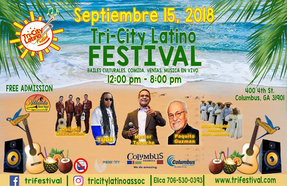 Tri-City Latino Festival 2018