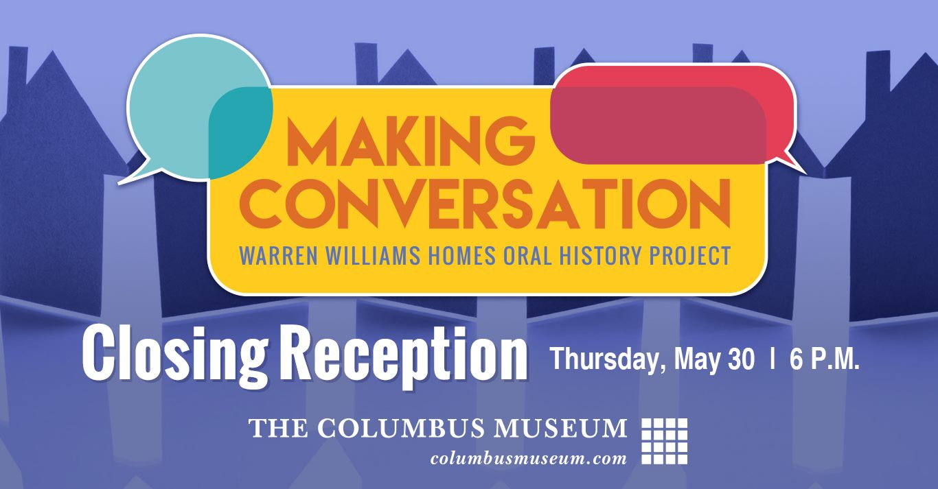 Making Conversation at the Columbus Museum