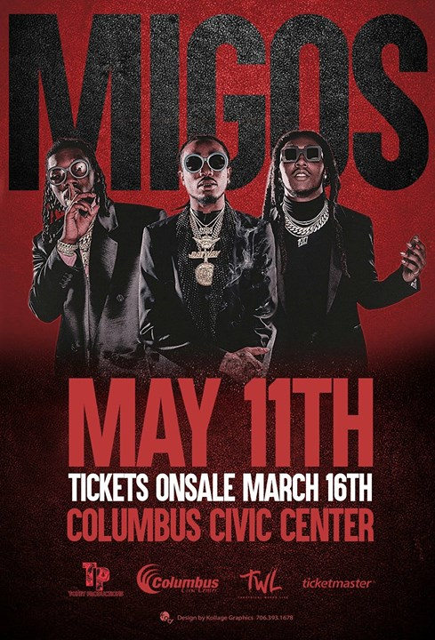 Migos, Plies & Friends