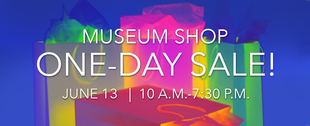 Columbus Museum Shop One-Day Sale