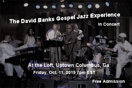 David Banks Gsopel Jazz Experience in Concert