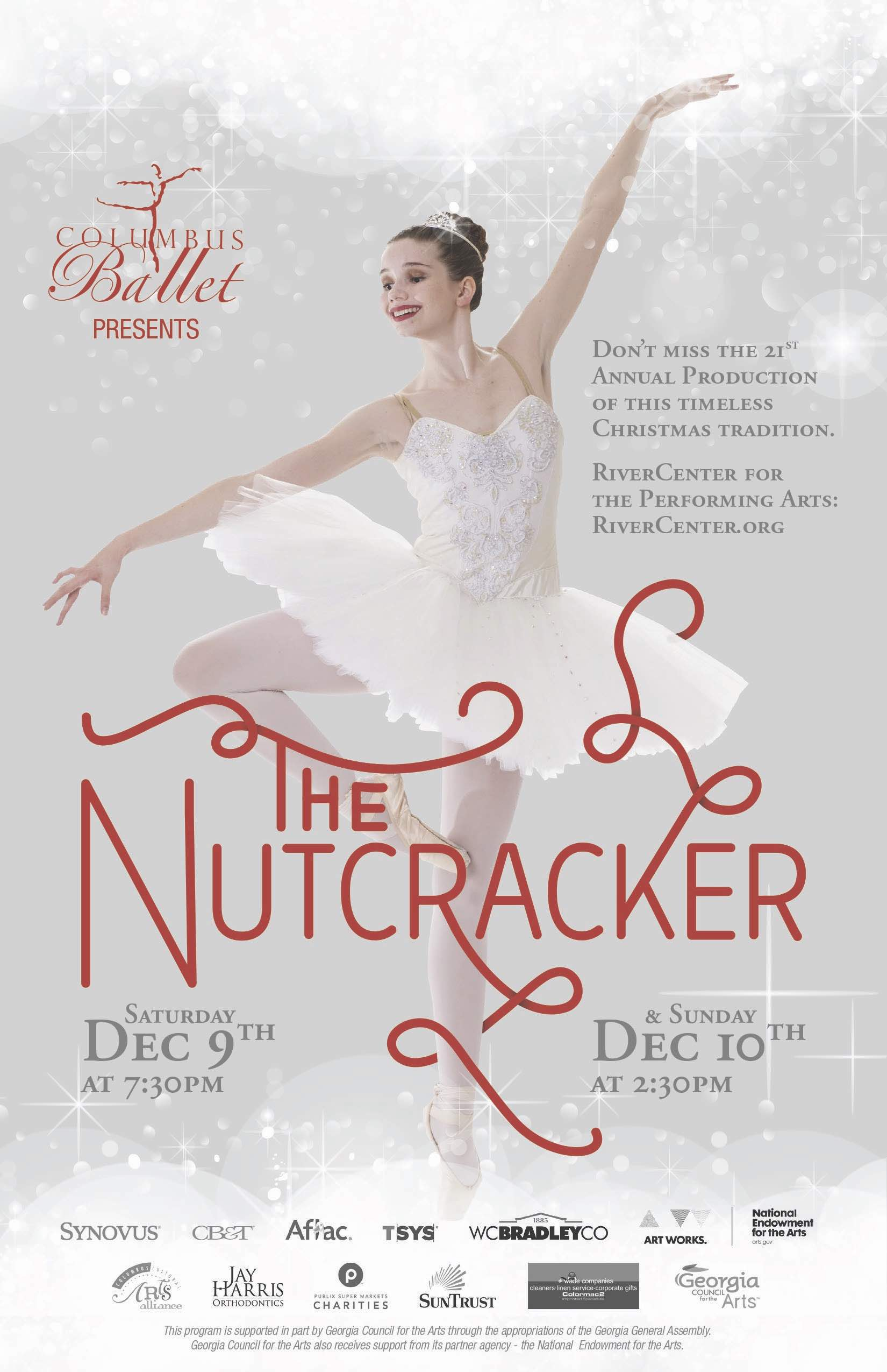The Columbus Ballet PresentsThe Nutcracker