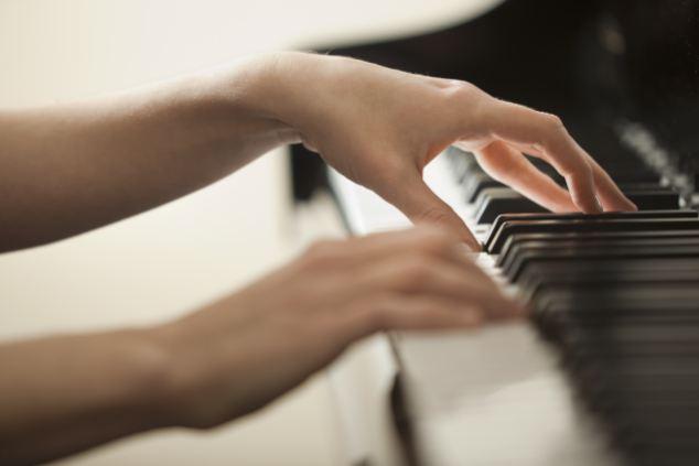 CSU Student Recital; Andrea Caruso, piano